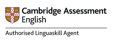 Linguaskill Authorised agent logo RGB